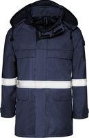 KIND-Multifunktions-Schutz, Regen-Nässe-Wetter-Jacke, SUPRA, navy