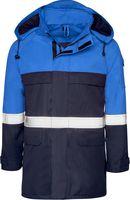 KIND-Multifunktions-Schutz, Regen-Nässe-Wetter-Jacke, SUPRA, royalblau/navy