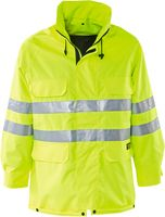 KIND-Warn-Schutz, Warn-Arbeits-Berufs-Jacke, TRAFFIC, warngelb