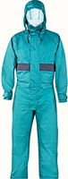 KIND-Decontex-Pflanzenschutz, Regen-Schutz-Mehrweg-Anzug, Schutzanzug COMFORT, petrol