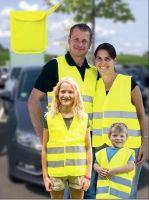 KORNTEX-Warn-Schutz-Weste, Family-Pack, gelb