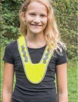 KORNTEX-Warn-Schutz-Kragen gelb, Erwachsene