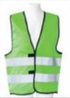 KORNTEX-Kinder-Warn-Schutz-Funktions-Weste, grün