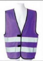 KORNTEX-Kinder-Warn-Schutz-Funktions-Weste, violett