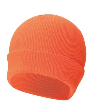 KORNTEX-Strickmütze, 19 x 20 cm, orange