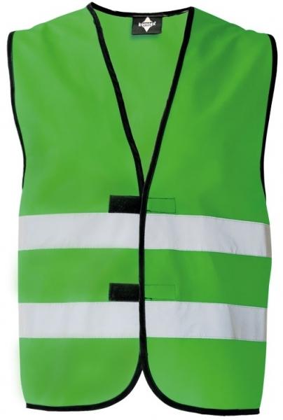 KORNTEX-Warn-Schutz-Funktions-Weste, grün