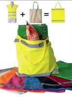 KORNTEX-Warn-Schutz, Shopping Bag, gelb