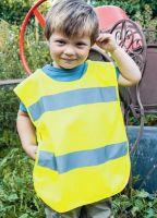 KORNTEX-Kinder-Warn-Schutz-Poncho, gelb