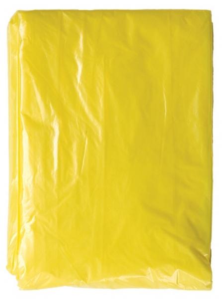 KORNTEX- Kinder-Regenponcho, gelb