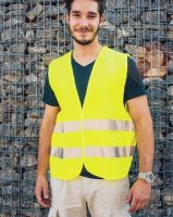 KORNTEX-Warn-Schutz-Weste Standard, gelb