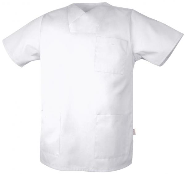 Teamdress-Service, Unisex-Schlupfhemd, weiß