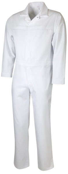 Teamdress-Food, HACCP, Overall, weiss