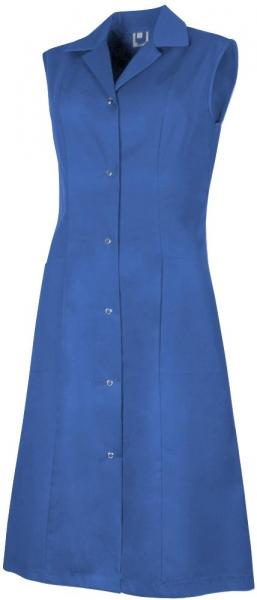 Teamdress-Service, Damenkittel, ohne Arm, kornblau