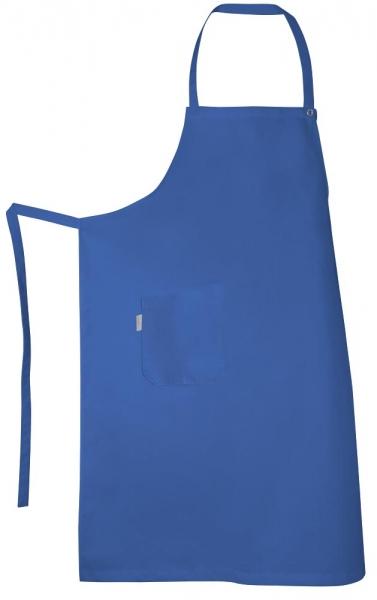 Teamdress-Service, Latzschürze, mit Tasche, kornblau