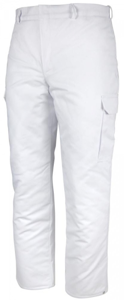 Teamdress-Food, HACCP, Thermobundhose, weiss