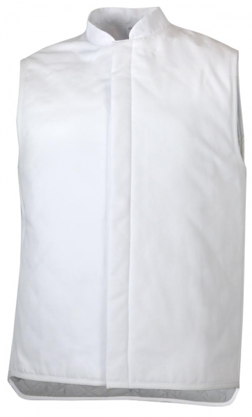 Teamdress-Food, HACCP, Thermoweste, weiss