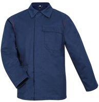 HB-Flammen-/Schweißer-Arbeits-Schutz-Berufs-Jacke, 210 g/m², navy