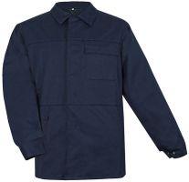 HB-Flammen-/Schweißer-Arbeits-Schutz-Berufs-Jacke, 365 g/m², navy