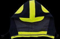 HB-Warn- und Wetter-Schutz-Kapuze, 300g/m², warngelb/navy