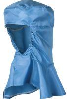 HB-PSA-Kopfschutz, Tempex-Reinraum und Staub-Kopf-Hauben, 105 g/m², hellblau