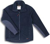 HB-Kälteschutz-Damen-Fleece-Arbeits-Berufs-Jacke, 264 g/m², navy