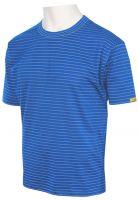 HB-ESD-Produktschutz-Herren-T-Shirt, kurzarm, 160 g/m², royal