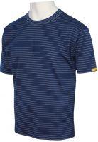 HB-ESD-Produktschutz-Herren-T-Shirt, kurzarm, 160 g/m², navy