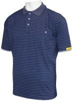 HB-ESD-Produktschutz-Herren-Poloshirt, kurzarm, 160 g/m², navy