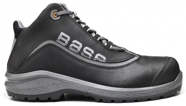 BASE-Sicherheitsschnürstiefel, S3 SRC, Classic Plus, Be-Free Top, schwarz