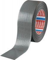 NORDWEST-PROMAT-Klebe-Dicht-Füll-Stoffe, TESA-Gewebeband Univ.duct tape 4613 mattsilber L.50m B.48mm Rl.