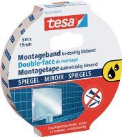 NORDWEST-PROMAT-Klebe-Dicht-Füll-Stoffe, TESA-Spiegel-/Montageband Powerbond® 55733 L.5m B.19mm weiß Rl.