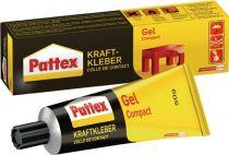 NORDWEST-HENKEL-Klebe-Dicht-Füll-Stoffe, Kraftkleber Gel Compact -40GradC b.+70GradC 50g Tube