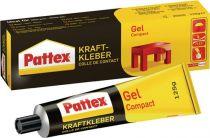 NORDWEST-HENKEL-Klebe-Dicht-Füll-Stoffe, Kraftkleber Gel Compact -40GradC b.+70GradC 125g Tube