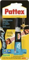 NORDWEST-HENKEL-Klebe-Dicht-Füll-Stoffe, Sekundenkleber Ultra Gel 10g farblos Tube