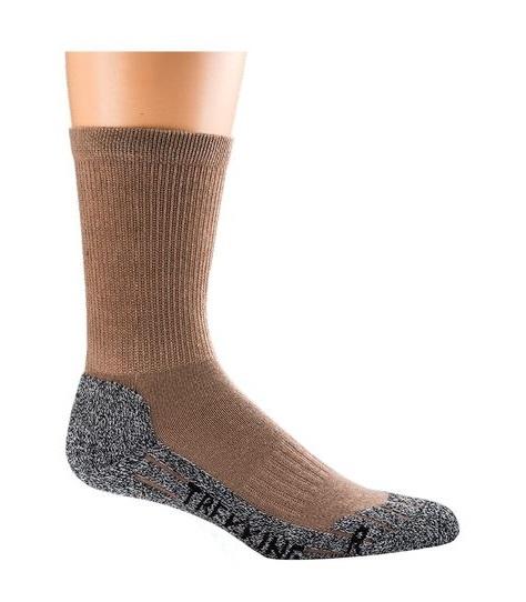 WOWERAT-COOLMAX-Trekking-Arbeits-Berufs-Socken, Funktions-Sportsocken, schwarz