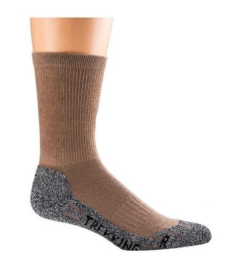 WOWERAT-COOLMAX-Trekking-Arbeits-Berufs-Socken, Funktions-Sportsocken, weiß