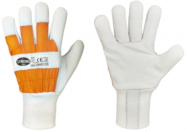 F-STRONGHAND, Rindvollleder-Handschuhe, *AHORN*, VE: 60 Paar
