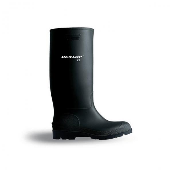 WATEX-Footwear, PVC-Berufs-Stiefel, schwarz,
