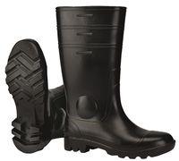 SPIRALE-Nora-PVC-Sicherheits-Gummi-Stiefel, Gorex, schwarz, S5