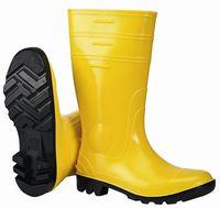 SPIRALE-Nora-PVC-Sicherheits-Gummi-Stiefel, Gorex, gelb, S5