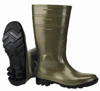 SPIRALE-Nora-PVC-Sicherheits-Gummi-Stiefel, Gorex, oliv, S5