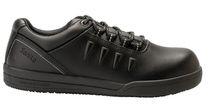 SANITA-Sicherheits-Arbeits-Berufs-Schuhe, Halbschuhe, San Chef Safe, S2, schwarz