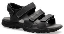 SANITA-Arbeits-Berufs-Sandalen, schwarz