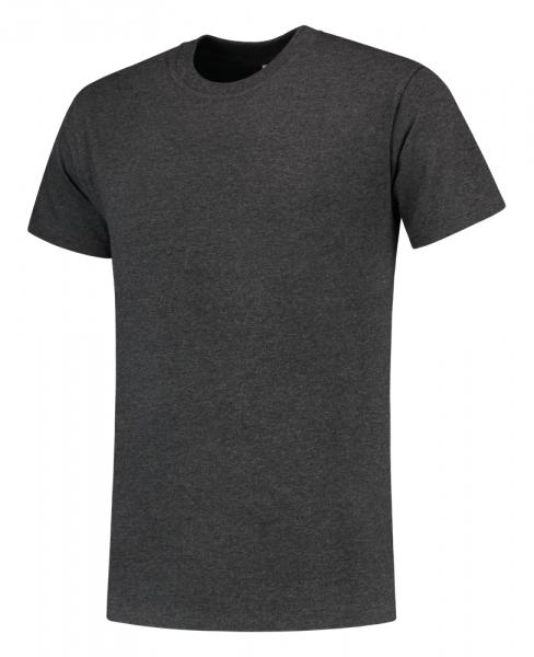 TRICORP-T-Shirts, 190 g/m², anthrazit meliert