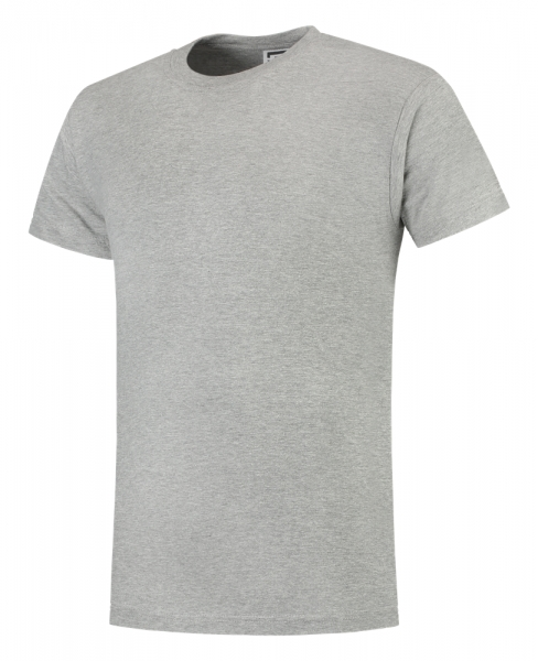 TRICORP-T-Shirts, 190 g/m², grau meliert