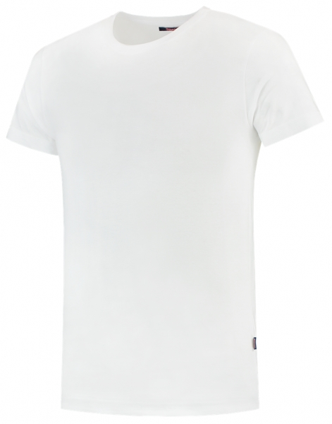 TRICORP-T-Shirts, Slim Fit, 160 g/m², weiß