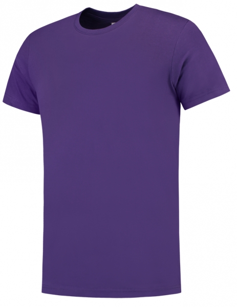 TRICORP-T-Shirts, V-Ausschnitt, Slim Fit, 160 g/m², purple