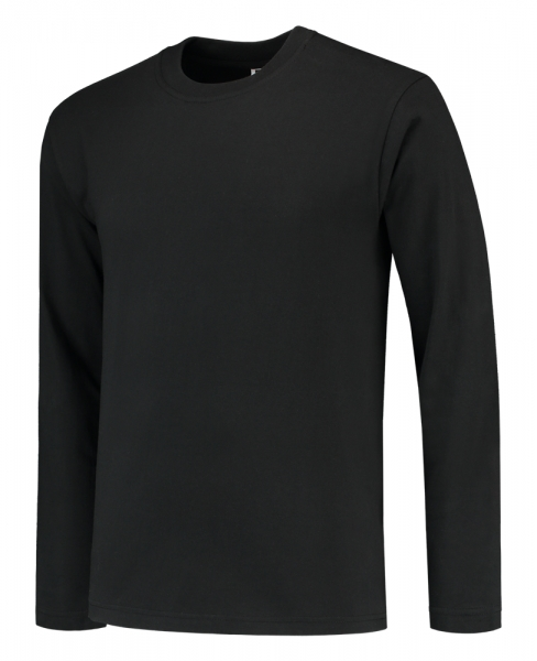TRICORP-T-Shirts, langarm, 190 g/m², black