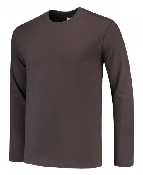 TRICORP-T-Shirts, langarm, 190 g/m², darkgrey