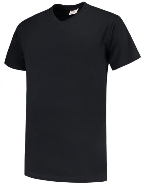 TRICORP-T-Shirts, V-Ausschnitt, 190 g/m², navy